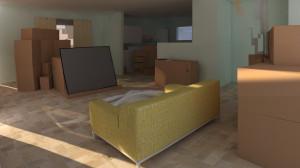 ARCHITECT'S LIVING ROOM